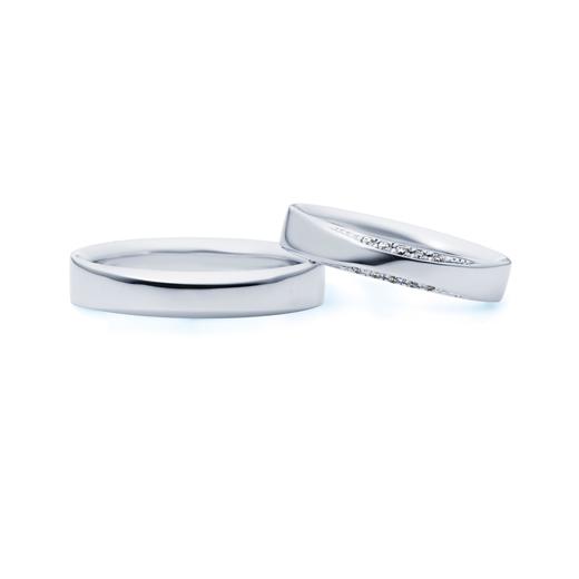 結婚指輪:太め