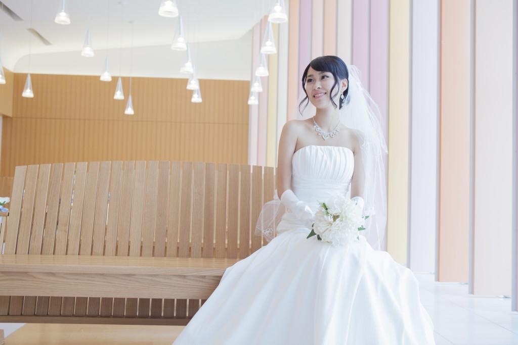 西洋スタイルの結婚式:キリスト教式